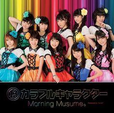 Colorful Character Morning Musume [CD]
