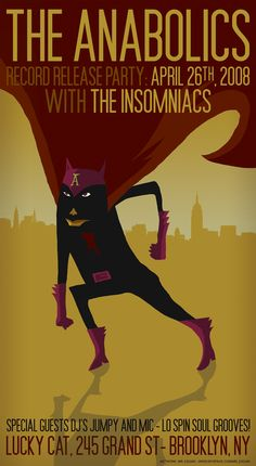 The Anabolics and The Insomniacs