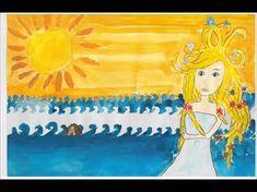 Kalevala animaatio Read Aloud, Finland, Mythology, Literacy, Disney Characters, Fictional Characters, Aurora Sleeping Beauty, Princess Zelda, Make It Yourself