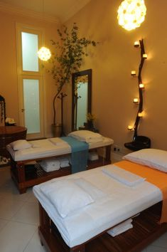 Buddha Spa Treatment Room