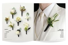 ★ DESIGN ARMY – Washingtonian Bride & Groom: Let There Be White (Editorial Design and Art Direction) © Design Army LLC