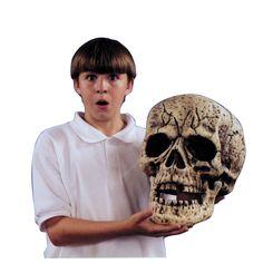 Skull Giant Decoration - OrientalTrading.com