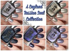 A England Russian Soul Collection | Cosmetic Sanctuary