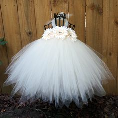 Baby Tutu Dress  Design Your Own  Newborn to 12 by TulleMeAboutIt, $40.00