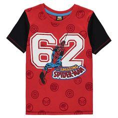 Boys Spider-Man T Shirt