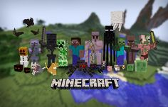 Minecraft Wallpaper v2 UPDATED by ~MikasDA on deviantART