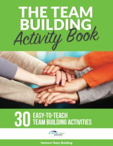 The Team Building Activity Book Leadership Activities, Physical Education Games, Leadership Coaching, Leadership Development, Health Education, Physical Activities, Team Bonding Activities, Outdoor Education, Office Team Building Activities