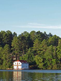 Boat House, Minocqua, WI