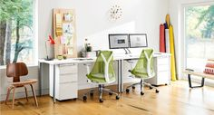 tumblr mj92zi5PjN1rqeb09o1 1280 60 Awesome Office Workspaces | Part 19