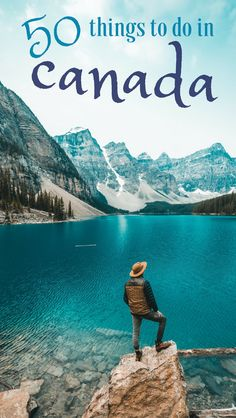 All the best things to do in nature in Canada. Including suggestions for British Columbia Alberta Montreal Quebec Ontario a plethora of national parks forest hikes mountain activities and more. Cool Places To Visit, Places To Travel, Places To Go, Ontario, British Columbia, Alberta Canada, Voyage Canada, Canadian Travel, Canadian Rockies