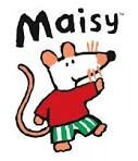 Do you know Lucy Cousins? You may know her best as the author and illustrator of that oh-so-human mouse, Maisy... Maisy Mouse, along with other great characters, have entertained and educated children for nearly twenty years and she's still going strong. Check it out at http://parentresourcecentre.com/an-interview-with-lucy-cousins/.