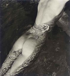 Louise Dahl-Wolfe - Elizabeth Gibbons, taken in...