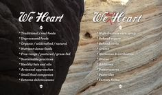 Barefoot Provisions - Real Food Snacks Curated and considered for the modern primal life.