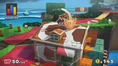 Spieletest: Paper Mario - Color Splash