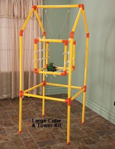 Parrot Cube Playstands