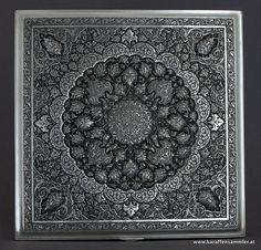 KHOSROW 84 persian silver