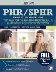 PHR/SPHR Certification Study 2016