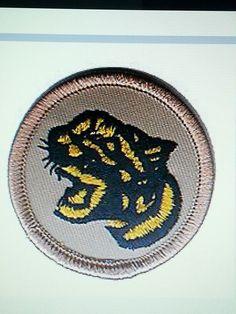 Tiger Patrol Emblem