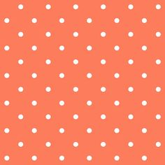 free digital orange polka dot scrapbooking and fun paper – ausdruckbares Geschenkpapier – freebie | MeinLilaPark – DIY printables and downloads