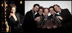 CUESTA ABAJO (Gardel/Le Pera) Sandra Rehder con La Grela Quinteto de Tango