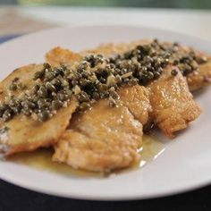 Simple Lemon Chicken: Fabio's Chicken Piccata