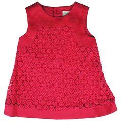 Honey & Clover Kidswear / Children's Apparel | Cereza Dress by Mayoral (Spain)