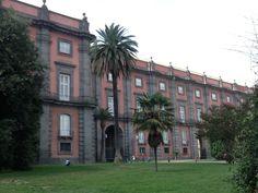 Sito Reale di Capodimonte, Napoli, Campania