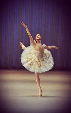 Miko Fogarty and her wonderful tutus! (in Paquita)