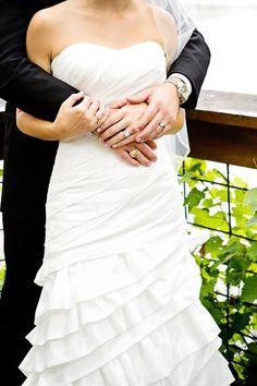 Allure '8713' size 4 used wedding dress - Nearly Newlywed
