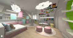 Pokój dziecka styl Nowoczesny - zdjęcie od DALMIKO DESIGN Pracownia Projektowa…