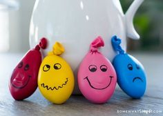 Wacky Sacks are a DIY stress ball that are easy to make and provide HOURS of fun!