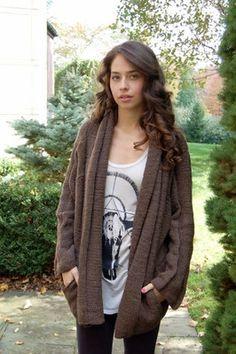 Origon Hand Knit Eladio Sweater OSFM