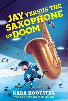 Jay Versus the Saxophone of Doom on Behance