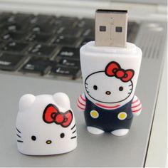 We all need a Hello Kitty USB