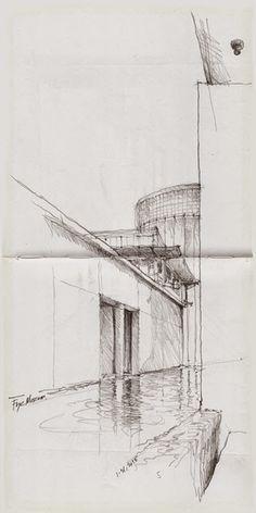 Urban Sketchers Seattle: Frye Art Museum