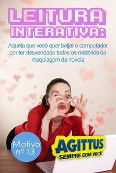 ee78e6d51 Tem como não amar a Agittus? Além das promoções fantásticas e produtos  incríveis, você