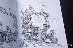Book Review: A Book of Drawings by Ian McQue | Parka Blogs