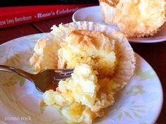 This is a guest post from my my friend, Ronne Rock, aka 'the Queen of Cupcakes.' I lived on my mom's gooey cake in high school. Loved it. Thought nothing could top it. Until now …