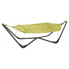Sorara USA 11 ft. Gondola Fabric Hammock with Polyester Cover