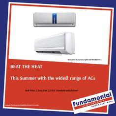 Beat the Heat Offer....visit:www.fundamentalelectronics.com