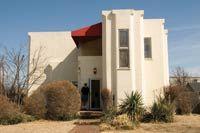 1924 Adah Robinson House in Tulsa, Oklahoma designed by Bruce Goff