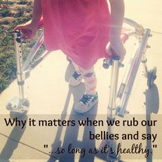 """Why it matters when we rub our bellies and say """"so long as it's healthy"""". How does this sound to our kids who are chronically ill? (So long as the baby isn't SICK, OR DISABLED...  BECAUSE I WOULDNT WANT ONE LIKE THAT...) Great food for thought!!"""
