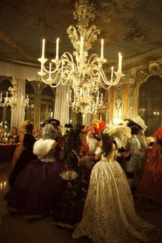 TIEPOLO BALL | CARNIVAL OF VENICE 2014 - Program & Tickets