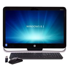 HP Pavilion 23-g013w 23 Pentium G3220T Dual-Core 2.6GHz All-in-One PC - 4GB 1TB. HP Pavilion 23-g013w 23 Pentium G3220T Dual-Core 2.6GHz All-in-One PC    Used(see below for explanation)   General Features:    All-in-one PC    Microsoft Windows 8.1 64-bit pre-installed    Intel Pentium G3220T Dual-Core 2.6GHz processor    4 GB DDR3 RAM    1 TB 7200RPMhard drive    Slim Tray Supermulti DVD burner    Intel HD Graphics    Realtek ALC3228-CG audio    Two (2) integrated 2-watt speakers…