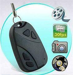 Κρυφή Κάμερα Καταγραφικό Μπρελόκ Mini DVR Keychain Spy808 Camera Personalized Items