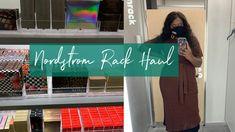 Nordstrom Rack Haul + Try On #nordstromrack #nordstromrackhaul - YouTube Shop Nordstrom, Makeup Haul, Try On, Youtube, Youtubers, Youtube Movies