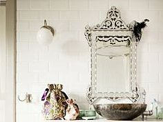 The Bohemian Bathroom: 10 Ways to Get the Look