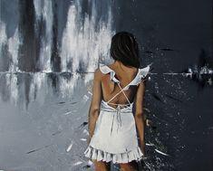 Gallery, Painting, Dresses, Women, Fashion, Vestidos, Moda, Roof Rack, Fashion Styles