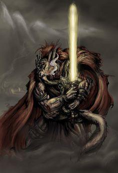 Renegade Jedi by jeddibub on @DeviantArt