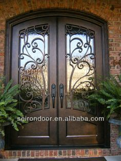 wrought iron doors - Google Search